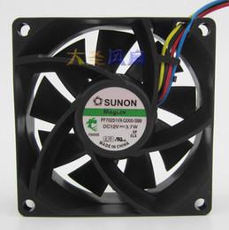 Wholesale Original SUNON PF70251VX Q000 S99 cm4 wire thermostat cooling fan