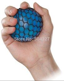 Wholesale Piece Infectious Disease Balls Grape Stress Ball Squeezable Grape Ball