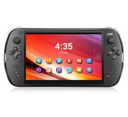Descuento ips tableta al por mayor Al por mayor-GamePad JXD S7800B Tablet PC Android 4.2 RK3188T Quad Core 7 pulgadas 1280 * 800 IPS 2GB / 16GB de doble cámara Consolas jugador