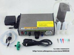 Wholesale high precision Semi Automatic Glue Dispenser Dispensing machines plastic injection machine