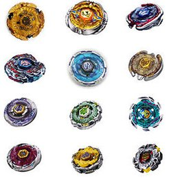 Wholesale 12pcs Many Style Mix D Style style L Drago Destructor Destroy Gold Armored Metal Fury D Beyblade USA SELLER