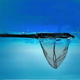 2016 Hot Fishing Net- ABS Plastic 3 options Aquarium fish fishing nets fishing net bag for fish aquarium fish supplies fishing