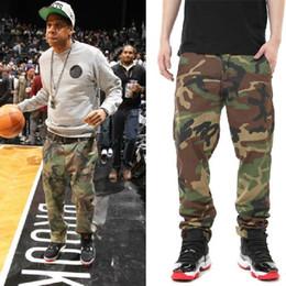fashion men pants camouflage cargo pants outdoor sport trousers hip hop military cargo pants for men size 30-38