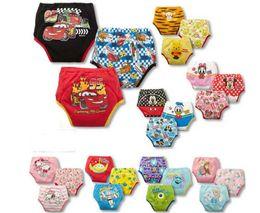 Wholesale Waterproof baby potty training pants reusable underwear cloth diaper toddler panties