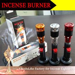 Wholesale click n vape sneak a toke smoking pipe lighter Incense lighter incense burner arabic smoked electric incense burner pen cigarette