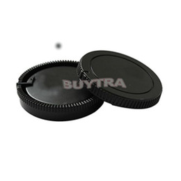 A7r sony en Línea-Hot cámara vendedora lente cubierta del cuerpo Tapa trasera para Sony E NEX Monte A7 A7R A5000 7 6 16-50mm