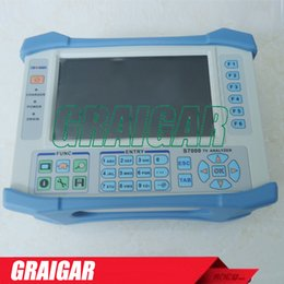 Wholesale NEW Analog Digital Satellite TV Analyzer DVB C T H T2 S S2 Deviser S7000