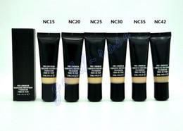 Wholesale HOT NEW Makeup Pro Longwear Nourishing Waterproof Foundation Fond DE Teint ml Colors DHL GIFT