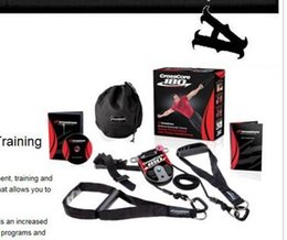 Wholesale CrossCore Rotational Bodyweight Suspension Crossfit MMA Training System