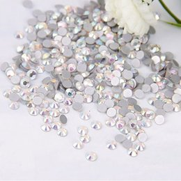 Wholesale New SS12 mm Size AB Color Swarovski Crystal Hot Fix pack Nail Art Decoration Rhinestone Daimond Beauty Fashion