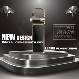 Wholesale Real GB GB GB GB USB2 Flash Drive Pen Drive memoria usb stick GB GB Pendrive Stainless Steel USB Flash Drives