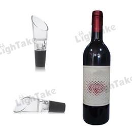 Deluxe Essential Red Wine pourer, wine Aerator Magic Decanter New