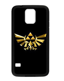Wholesale The Legend of Zelda Hard Phone Cases for samsung Galaxy Note N7100 S3 I9300 S4 I9500 s5 s6