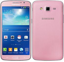 Original Samsung Galaxy Grand 2 G7102 Cell Phone 8MP Camera GPS WIFI Dual SIM Quad-core Refurbished Mobile Phone Free Shipping