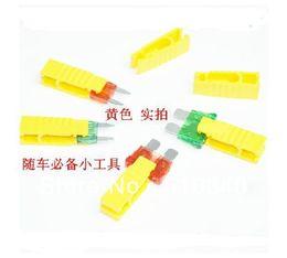 Wholesale of Insurance piece of clip pieces Car tablock clip auto fuse tools Medium Small general