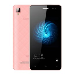 Wholesale Leagoo Alfa inch G Smartphone MTK6582 Quad Core Android GB GB Mobile Phone Dual SIM MP