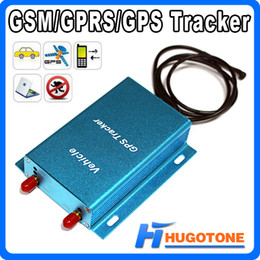 Wholesale VT310 Realtime Car GPS Tracker Quadband Tracker SIRF Star III GPS GSM GPRS Locator Vehicle Online Tracking Device