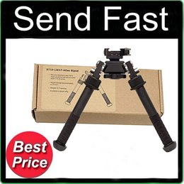 Wholesale 2017 New BT10 LW17 V8 Atlas degrees Adjustable Precision Bipod QD Mount For Rifle Hunting Mount