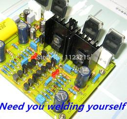 Wholesale Home Audio Video Equipments Amplifiers mono amp of hifi no pre Adjustable class A marantz ma s2 Reference circuit link mono