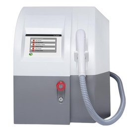 Wholesale Portable SHR Elight Hair Removal Skin Rejuvenation Machine Treatment Program With Touch Screen Best Hair Removal Machine