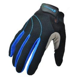 Wholesale New Gloves GEL Cycling Gloves Bike Bicycle Gloves Men s Full Finger Cycling Biking Gloves Luvas for men and weman
