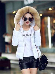 HOT !2016 New Parkas Women Autumn Winter Coats Outerwear Cotton-Down Fur Thickening Coat Female Overcoat Jacket
