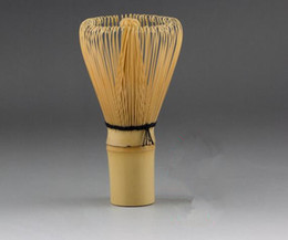Wholesale Natural Bamboo Chasen Matcha Whisk Preparing For Green Tea Powder Chasen Brush Tool for Matcha New