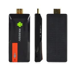 2016 New MK809IV Smart TV 2GB 8GB Android 4.4 Kitkat TV Box Wireless HDMI Dongle Android Mini PC Quad Core RK3188T WIFI Bluetooth TV Stick