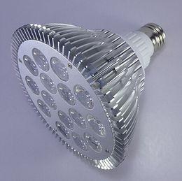 High quality Hot sale AC85-265V PAR38 E27 12*1W 15W*1 18*1W Warm Cold White LED spotlight 100lm W led bulb lamp light 2 year warranty