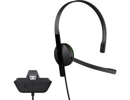 Wholesale OFFICIAL NEW for XBOX ONE BLACK HEADSET MIC for MICROSOFT CHAT GENUINE BRAND NEW