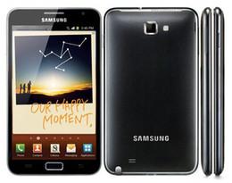 Refurbished Original Samsung Galaxy Note N7000 I9220 Unlocked Phone Dual Core 1GB RAM 16GB ROM 8MP 5.3 Inch