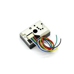 Wholesale Compact Optical Dust Air Smoke Particle Sensor new cheap