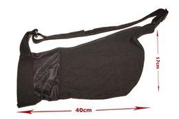 2015 New Arrival Adjustable Black Mesh Arm Hand Sling Fracture Surgery Support Strap Shoulder Brace Support Dislocation Broken Arm