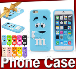 2016 new iphone 6 galaxy s6 edge cell phone case Cartoon cute phone case iphone 6 samsung S6 case free shipping Rainbow dot silicone Case 3D