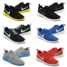 Wholesale Nike Roshe Runs Mens Shoes Cheap Original Quality Mens Nike Roshe Running Shoes