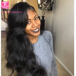 7A Peruvian Malaysian Indian Brazilian Virgin Hair Extensions Body Wave 3 Bundles Dyeable Natural Color Hair Bundles Human Hair Weave