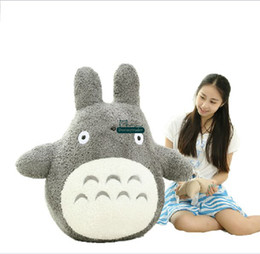 Dorimytrader Hot 100cm Funny Plush Soft Stuffed Large Anime Totoro Toy, Nice Birthday Gift For Babies, Free Shipping DY60636