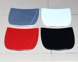 Wholesale Metal car speed shape cm car bonnet display model painted hood for Automotive glass coating display MX C with paint