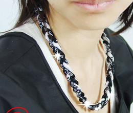 2016 Germanium & titanium 3 ropes necklace tornado braided SPORTS football baseball Necklace Healthy Fashion body jewelry