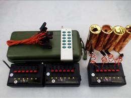 Descuento control remoto 315 2015 Nuevos productos fuegos artificiales que encienden el sistema Wireless Switch hogar creativo Radio Fuego Control remoto + 12 Cues 315-433HZ Equipo Etapa de la boda