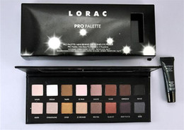 Wholesale Newest LORAC Pro Palette And Pro Palette Colors Eyeshadow Primer