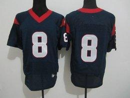 Wholesale Houston Matt Schaub Jersey Texans jersey Houston football jerseys size M XXXL mixed order