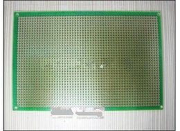 Wholesale 10cm cm Glass Fiber Single sided Universal PCB Epoxy board Experimental DIY circuit Board GYQJ18