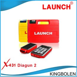 Wholesale Newest Launch X431 Diagun Scanner Version Softwares Life time Free Update Multi languages Three Years Warranty