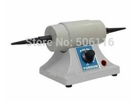Wholesale free ship Bench Lathe sander grinder Polishing Buffing Motor Polisher Jewelry Polishing Machine