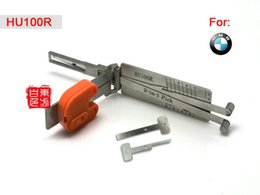 Wholesale Smart HU100R in auto pick and decoder locksmith lock pick tool best price and best service of China