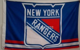 New York Rangers NHL National Hockey League Flag hot sell goods 3X5 FT 150X90CM Banner brass metal holes NYR1
