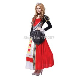 Shanghai Story New Arrival Ornate Peach Hearts princess costumes, women noble queen cosplay costumes, adult halloween costume for 155-175cm