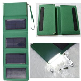 Wholesale OUTDOOR mAH BACKUP BATTERY W mAH FOLDING SOLAR PANEL STORAGE POWER