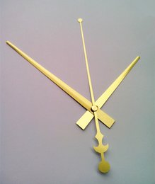 50PCS Best Gold Clock Arms Only Clock Hands From China